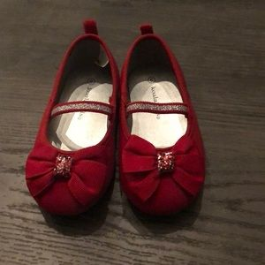 Other - Toddler Red Flats